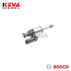 Bosch - 0261500160 Bosch High Pressure Injector (HDEV-5-1) (Direct) for Audi, Seat, Skoda, Volkswagen