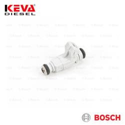 Bosch - 0280155744 Bosch Gasoline Injector (EV-6-E) (Manifold) for Steyr, Mercedes Benz