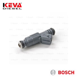 Bosch - 0280155823 Bosch Gasoline Injector (EV6E) (Manifold) for Alpina, Land Rover, Bmw