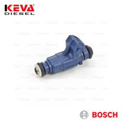 Bosch - 0280156014 Bosch Gasoline Injector (EV-6-E) (Manifold) for Mercedes Benz