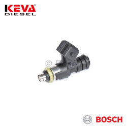 Bosch - 0280158168 Bosch Gasoline Injector (EV-14-EK) (Manifold) for Renault