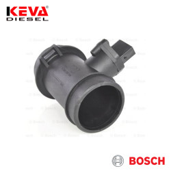 Bosch - 0280217114 Bosch Air Mass Meter (HFM-5-4.7) (Gasoline) for Mercedes Benz, Ssangyong