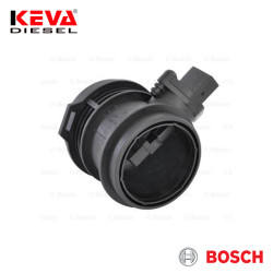 Bosch - 0280217515 Bosch Air Mass Meter (HFM-5-6.4) (Gasoline) for Mercedes Benz, Steyr