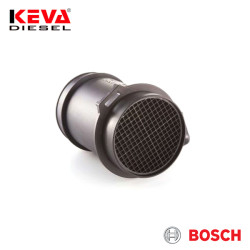 Bosch - 0280217525 Bosch Air Mass Meter (HFM-2C-6.4) (Gasoline) for Chevrolet, Saab