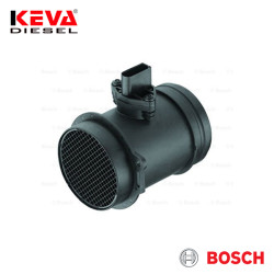 Bosch - 0280218015 Bosch Air Mass Meter (HFM-5-9.7) (Gasoline) for Audi