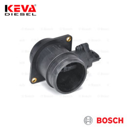 Bosch - 0280218037 Bosch Air Mass Meter (HFM-5-4.7) (Gasoline) for Gaz, Lada, Uaz