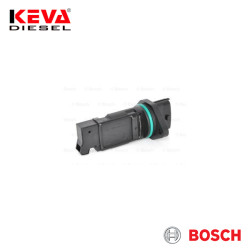 Bosch - 0280218055 Bosch Air Mass Meter (HFM-5-SF) (Gasoline) for Porsche, Scania