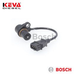 Bosch - 0281002121 Bosch Crankshaft Sensor (DG-6-K) for Honda, Land Rover, Mg, Rover