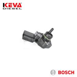Bosch - 0281002177 Bosch Pressure-Temperature Sensor (DS-LDF4-T) for Audi, Ford, Seat, Skoda, Volkswagen