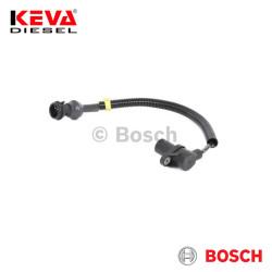 Bosch - 0281002270 Bosch Crankshaft Sensor (DG-6-K) for Man, Maz Minsk, Neoplan, Temsa