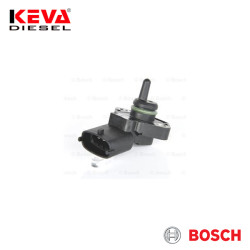 Bosch - 0281002316 Bosch Pressure-Temperature Sensor (DS-LDF4-T) for Daf, Ford, Iveco, New Holland, Renault