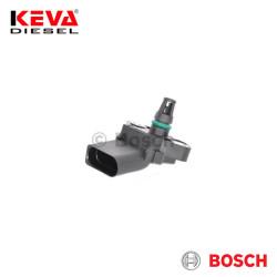 Bosch - 0281002401 Bosch Pressure-Temperature Sensor (DS-LDF6-T) for Audi, Seat, Skoda, Volkswagen