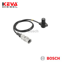 Bosch - 0281002427 Bosch Crankshaft Sensor (DG-6-K) for Fiat, Man, Maz Minsk, Neoplan, Temsa