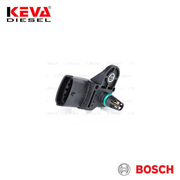 0281002437 Bosch Pressure-Temperature Sensor (DS-LDF6-T)