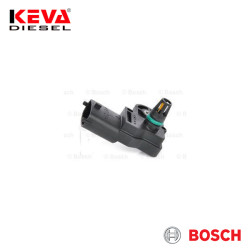 Bosch - 0281002456 Bosch Pressure-Temperature Sensor (DS-LDF 6T-350) for Fiat