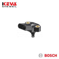 Bosch - 0281002468 Bosch Pressure Sensor (DS-LDF6-T) for Mercedes Benz, Mtu