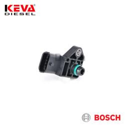 Bosch - 0281002487 Bosch Pressure Sensor (DS-LDF-6) for Opel, Vauxhall