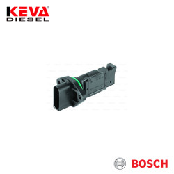 Bosch - 0281002489 Bosch Air Mass Meter (HFM 5-SF) (Diesel) for Mercedes Benz