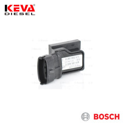 Bosch - 0281002573 Bosch Pressure-Temperature Sensor (DS-LDF6-T) for Renault