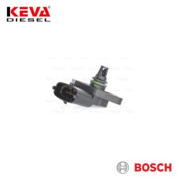 Bosch - 0281002655 Bosch Boost Pressure Sensor (LDF 6) for Daf, Man, Neoplan, Temsa, Volkswagen