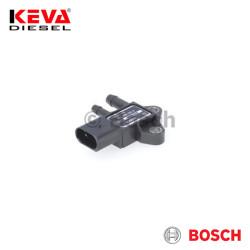 Bosch - 0281002710 Bosch Pressure Sensor (DS-D2) for Audi, Seat, Skoda, Volkswagen