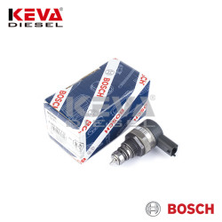 Bosch - 0281002712 Bosch Pressure Regulator (CR/DRV-PSK/20S) for Volvo