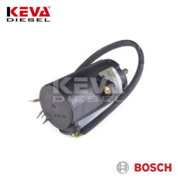 0281002733 Bosch Accelerator Pedal Position Sensor (PWG-3) for Iveco - Thumbnail