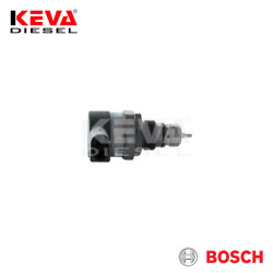 Bosch - 0281002738 Bosch Pressure Regulator (CR/DRV-US AK/20S) for Bmw