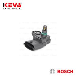 Bosch - 0281002743 Bosch Pressure-Temperature Sensor (DS-LDF6-T) for Renault, Volvo