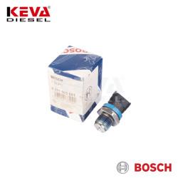Bosch - 0281002801 Bosch Pressure Sensor (CR/RDS4/1800/KS) for Renault