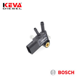 Bosch - 0281002810 Bosch Pressure Sensor (DS-D2) for Chrysler, Dodge, Jeep