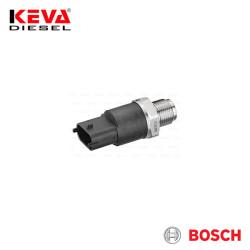 Bosch - 0281002846 Bosch Pressure Sensor (DS-RDS4.2) for Case, Iveco, Mtu, Vm Motori
