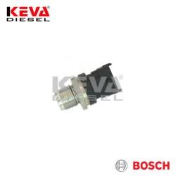 Bosch - 0281002865 Bosch Pressure Sensor (CR/RDS4/1500/KS) for Renault