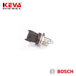 Bosch - 0281002907 Bosch Pressure Sensor (CR/RDS4/1500/KS) for Mwm-Diesel, Renault, Volkswagen
