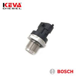 Bosch - 0281002915 Bosch Pressure Sensor (CR/RDS4/1800/KS) for Renault