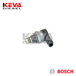 Bosch - 0281002991 Bosch Pressure Regulator (CR/DRV-PSAK/20S) for Audi, Volkswagen