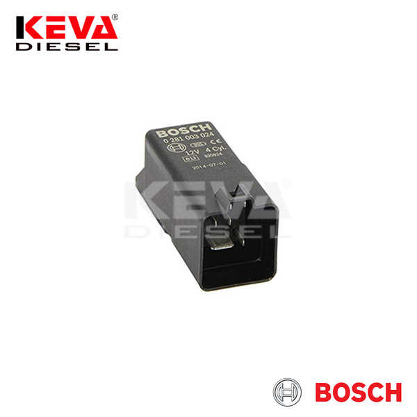 0281003024 Bosch Glow Control Unit for Iveco