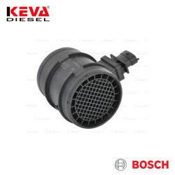Bosch - 0281006048 Bosch Air Mass Meter (HFM-7-ID) (Gasoline) for Alfa Romeo, Fiat, Iveco, Lancia