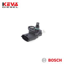 Bosch - 0281006049 Bosch Pressure Sensor (DS-LDF6-T) for Iveco, New Holland