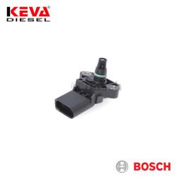 Bosch - 0281006059 Bosch Pressure Sensor (DS-S3-TF) for Audi, Porsche, Seat, Skoda, Volkswagen