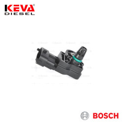 Bosch - 0281006076 Bosch Pressure Sensor (DS-S3-TF) for Chevrolet, Faw, Opel, Saab, Vauxhall