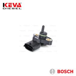Bosch - 0281006123 Bosch Pressure Sensor (DS-K-TF) for Iveco, New Holland