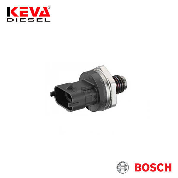 0281006177 Bosch Pressure Sensor (RDS4.2M18X1.5 2000 BAR) for Agco Sisu Power, Fendt
