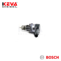 Bosch - 0281006198 Bosch Pressure Regulator for Iveco