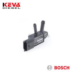 Bosch - 0281006207 Bosch Pressure Sensor (DS-D2, 0-100 kPa) for Gaz, Maz Minsk, Volvo