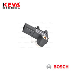 Bosch - 0281006278 Bosch Pressure Sensor (DS-D2) for Mercedes Benz, Smart