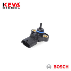 Bosch - 0281006282 Bosch Pressure-Temperature Sensor (DS-K-TF) for Maz Minsk, Mercedes Benz
