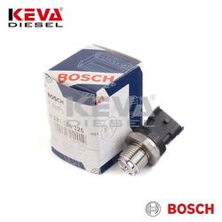 Bosch - 0281006325 Bosch High Pressure Sensor for Cummins, Daf, Fiat, Iveco