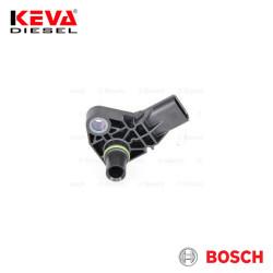 Bosch - 0281006456 Bosch Pressure Sensor (PS-4-MAP-H; 10 Bis; 400 kPa) for Mercedes Benz