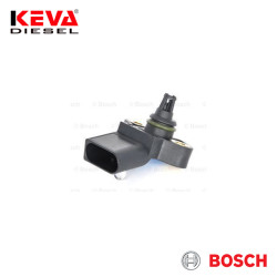 Bosch - 0281006479 Bosch Pressure Sensor (DS-S2-TF) for Mercedes Benz